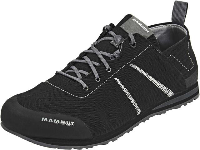 Mammut Sloper Low Canvas - Chaussures Homme - gris/noir